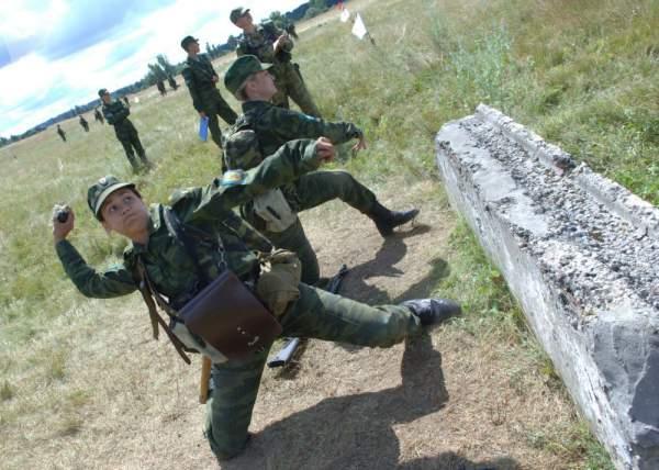 Những hình ảnh ấn tượng về lực lượng tinh nhuệ nhất nhì quân đội Nga 9