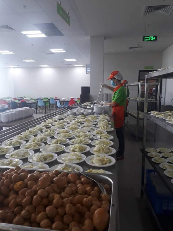 Xóa nỗi lo ngộ độc thực phẩm, doanh nghiệp xây dựng niềm tin với nhân viên 3