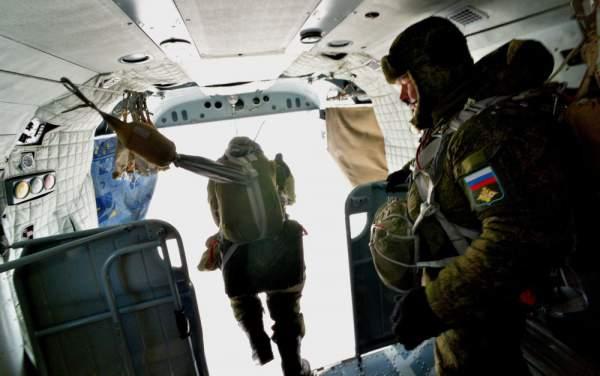 Những hình ảnh ấn tượng về lực lượng tinh nhuệ nhất nhì quân đội Nga 7