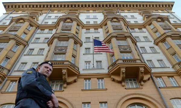 Điệp viên Nga bị phát hiện làm việc trong đại sứ quán Mỹ hơn 10 năm 1