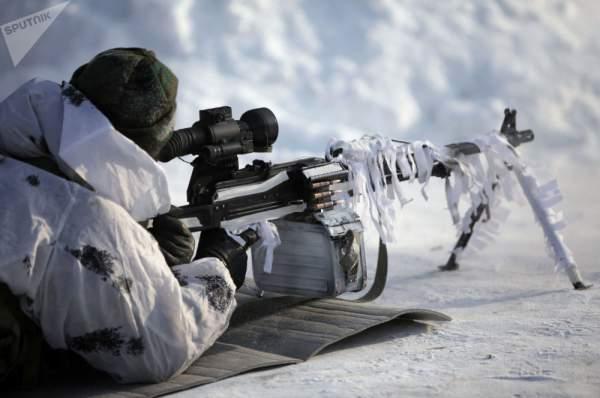 Những hình ảnh ấn tượng về lực lượng tinh nhuệ nhất nhì quân đội Nga 10