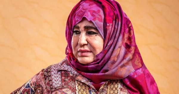 Mẹ trùm khủng bố Bin Laden lần đầu lên tiếng 1