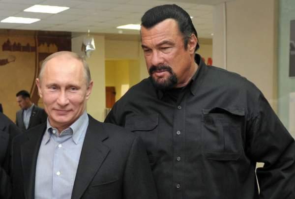 Ngôi sao Hollywood được giao phó cải thiện quan hệ Nga-Mỹ 1