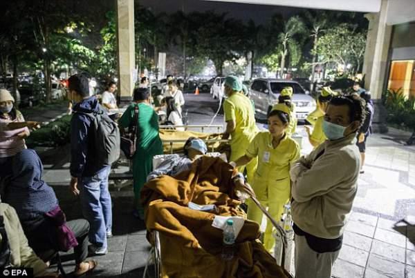 Động đất rung chuyển đảo du lịch Indonesia, ít nhất 82 người chết 7