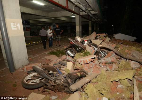 Động đất rung chuyển đảo du lịch Indonesia, ít nhất 82 người chết 4