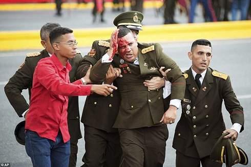 Quốc tế phản ứng về vụ ám sát bất thành Tổng thống Venezuela 1