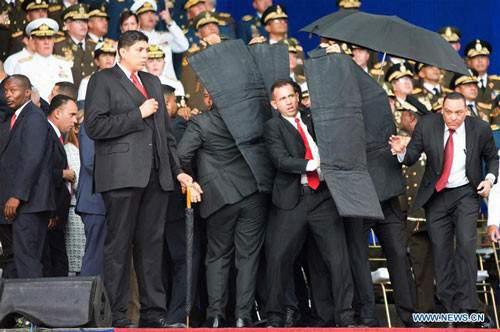 Nỗi lo từ vụ mưu sát ở Venezuela 1