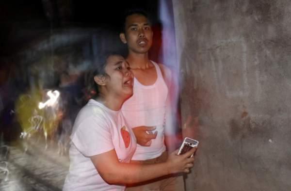 Động đất rung chuyển đảo du lịch Indonesia, ít nhất 82 người chết 3