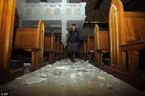 Động đất rung chuyển đảo du lịch Indonesia, ít nhất 82 người chết 9