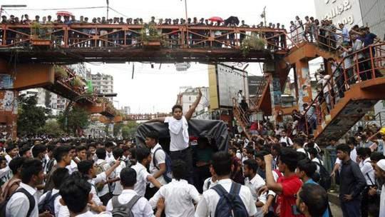 Vụ tai nạn giao thông làm tê liệt thành phố 18 triệu dân 3