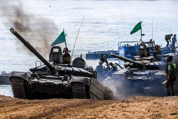 Chiến thắng của công binh Nga tại giải đấu quân sự quốc tế 9