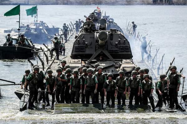 Chiến thắng của công binh Nga tại giải đấu quân sự quốc tế 1