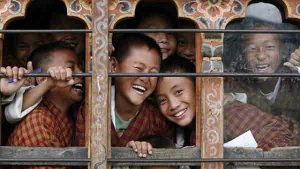 """""""Cú sốc hiện đại hóa"""" tại quốc gia hạnh phúc nhất thế giới 1"""