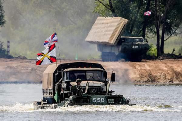 Chiến thắng của công binh Nga tại giải đấu quân sự quốc tế 5