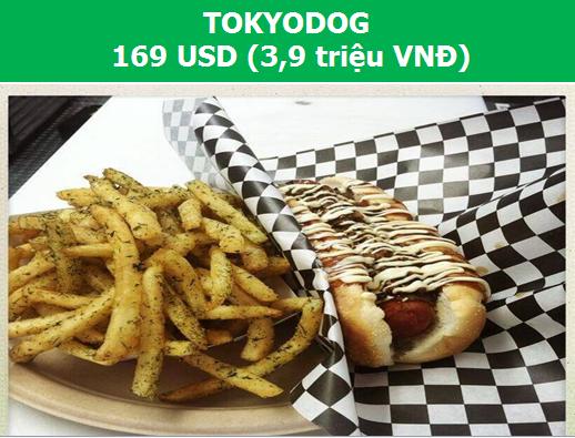"""Ngỡ ngàng với những """"siêu phẩm"""" hot dog đắt gấp cả ngàn lần """"phiên bản thường"""" 4"""