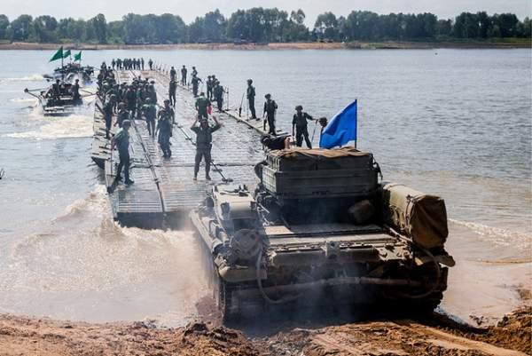 Chiến thắng của công binh Nga tại giải đấu quân sự quốc tế 2