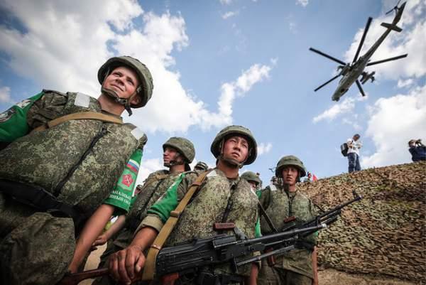 Chiến thắng của công binh Nga tại giải đấu quân sự quốc tế 10