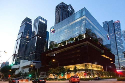 Singapore cảnh giác Trung Quốc 1