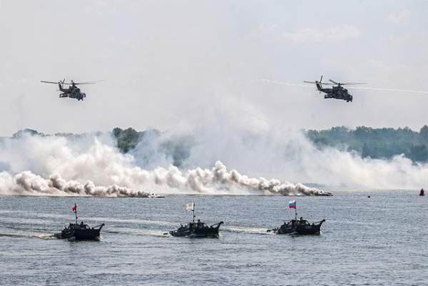 Chiến thắng của công binh Nga tại giải đấu quân sự quốc tế 8