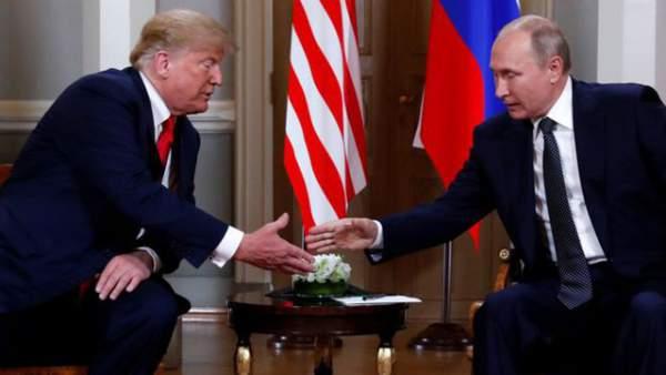 Tài liệu rò rỉ hé lộ đề xuất riêng của Tổng thống Putin với ông Trump 1