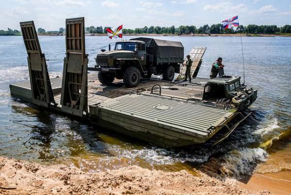 Chiến thắng của công binh Nga tại giải đấu quân sự quốc tế 4
