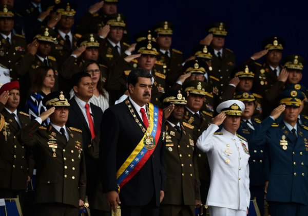 Venezuela tuyên bố biết rõ kẻ chủ mưu vụ ám sát hụt tổng thống 1