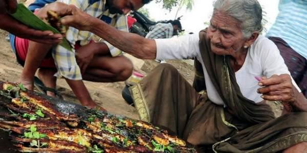 """Cụ bà Ấn Độ 106 tuổi vẫn trở thành ngôi sao của """"thế giới ảo"""" 1"""