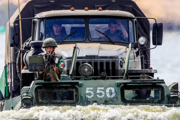 Chiến thắng của công binh Nga tại giải đấu quân sự quốc tế 6