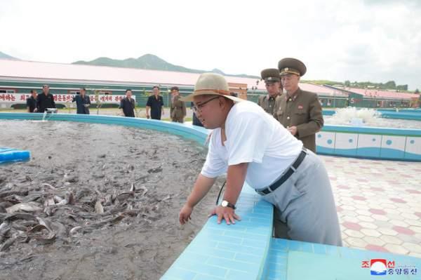 Phong cách thời trang hiếm thấy của ông Kim Jong-un 1