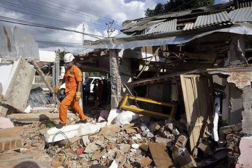 Thảm họa động đất tại Indonesia: Số người chết tăng lên 380 1