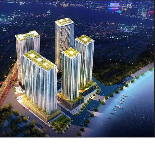 Lộng lẫy khu tổ hợp chung cư cao cấp khách sạn 5 sao – Nha Trang 1