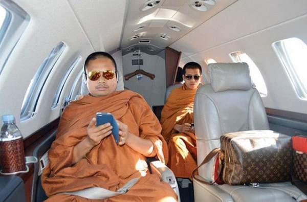 Nhà sư ăn chơi khét tiếng bậc nhất Thái Lan bị phạt tù 114 năm 1