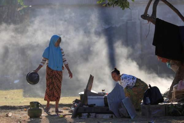 Thảm họa động đất tại Indonesia: Số người chết tăng lên 380 8