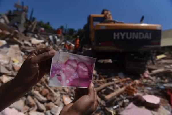 Thảm họa động đất tại Indonesia: Số người chết tăng lên 380 3
