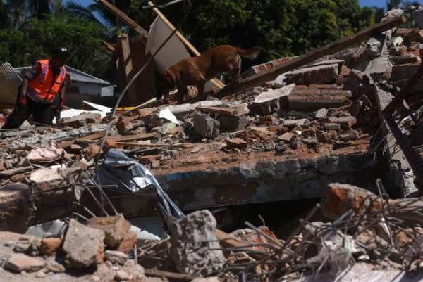 Thảm họa động đất tại Indonesia: Số người chết tăng lên 380 9