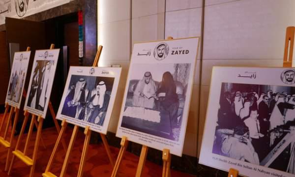 UAE khai trương triển lãm tưởng nhớ người sáng lập đất nước 1