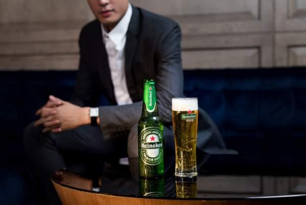 Heineken: Hương vị bia thượng hạng được gìn giữ hàng thế kỷ