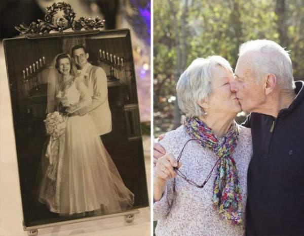 Những bức ảnh chứng minh tình yêu đích thực là có thật 17