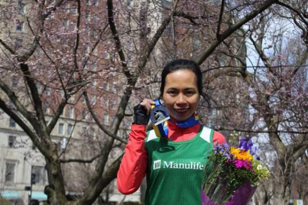 """Trang Hạ: """"Sau Boston Marathon, tiếp tục chạy Manulife DNIM 2018 để lập kỷ lục cá nhân"""" 2"""
