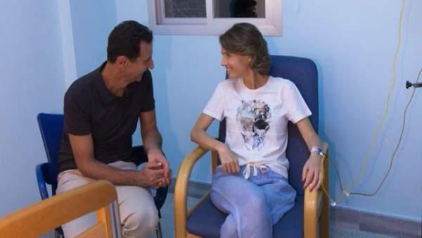 Đệ nhất phu nhân Syria trải lòng về căn bệnh ung thư 2