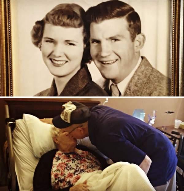 Những bức ảnh chứng minh tình yêu đích thực là có thật 19