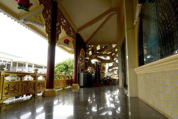 Ngôi chùa có chánh điện cao nhất Việt Nam đẹp như tranh ở Sài Gòn 14