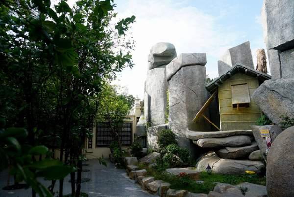 Ngôi chùa có chánh điện cao nhất Việt Nam đẹp như tranh ở Sài Gòn 16