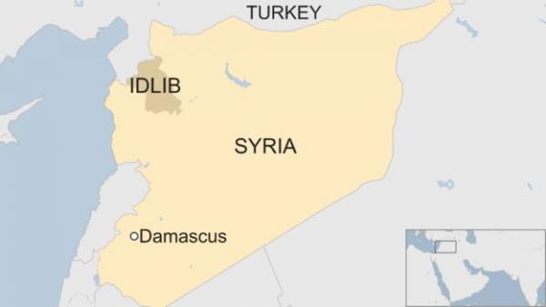 Nổ kho vũ khí ở Syria, 39 người thiệt mạng 3