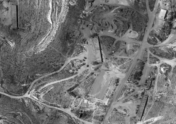 Israel bất ngờ công bố ảnh vệ tinh nơi ở của tổng thống Syria 2