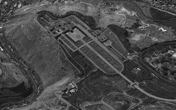 Israel bất ngờ công bố ảnh vệ tinh nơi ở của tổng thống Syria 1