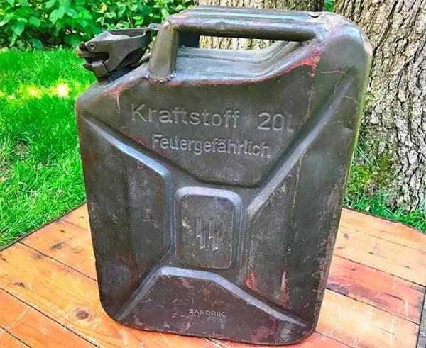 Câu chuyện về chiếc can đựng xăng - Thứ đã mang lại lợi thế cho Đức quốc xã thời thế chiến thứ 2 6