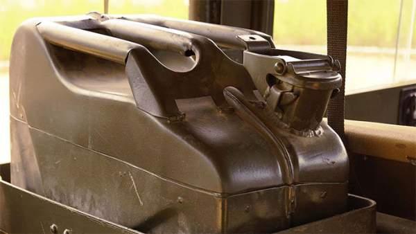 Câu chuyện về chiếc can đựng xăng - Thứ đã mang lại lợi thế cho Đức quốc xã thời thế chiến thứ 2 7