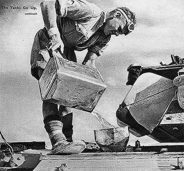 Câu chuyện về chiếc can đựng xăng - Thứ đã mang lại lợi thế cho Đức quốc xã thời thế chiến thứ 2 8