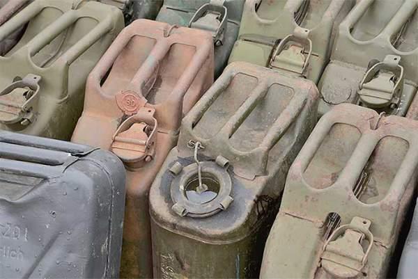 Câu chuyện về chiếc can đựng xăng - Thứ đã mang lại lợi thế cho Đức quốc xã thời thế chiến thứ 2 9